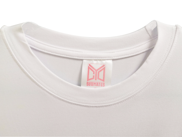 Stretch Fit T-Shirt BMS Lyd