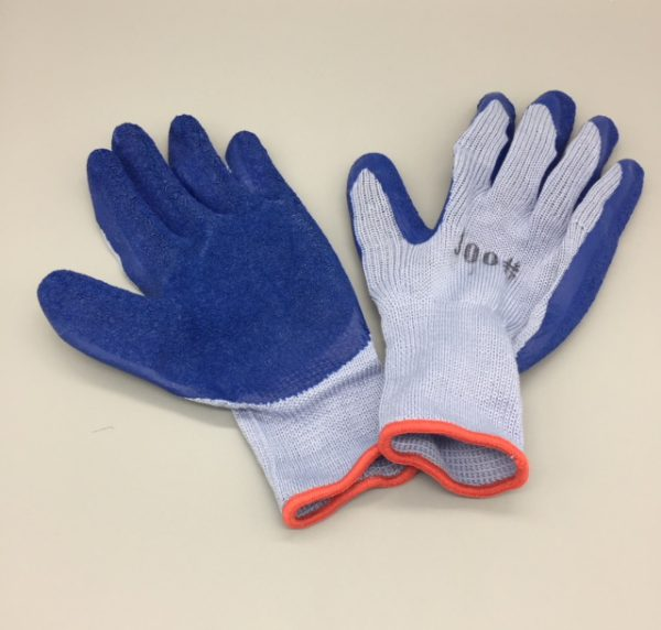 Knitted Cotton Gloves (Pair)