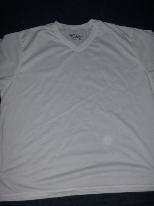 Ladies Fitted V Neck T-Shirts