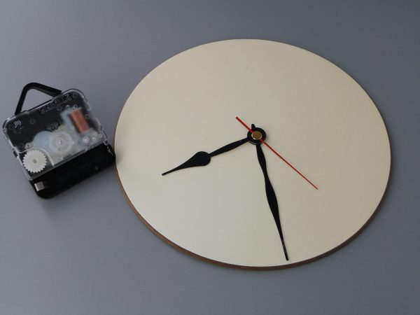 Sublimation Wooden Wall Clocks