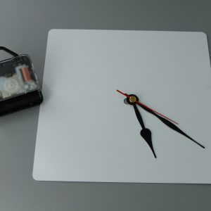 Budget Sublimation Metal Clock