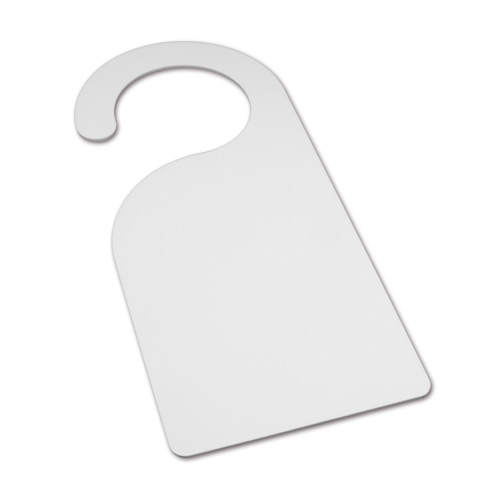 UniSub Sublimation Door Hangers