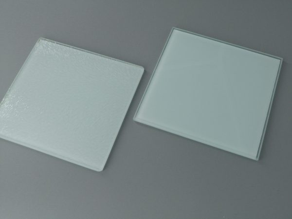 Smooth Glass Coasters