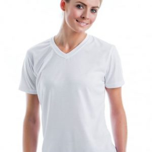 xp522 Ladies Fitted V Neck