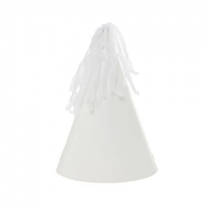 White party hat